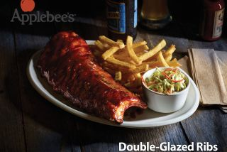 Double-Glazed Ribs